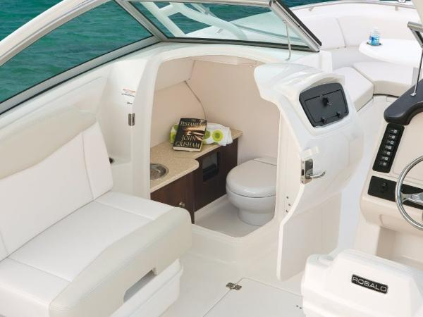 2022 Robalo boat for sale, model of the boat is R247 & Image # 19 of 28