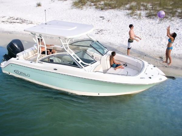 2022 Robalo boat for sale, model of the boat is R247 & Image # 25 of 28