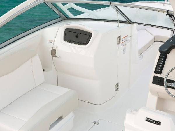 2022 Robalo boat for sale, model of the boat is R247 & Image # 26 of 28
