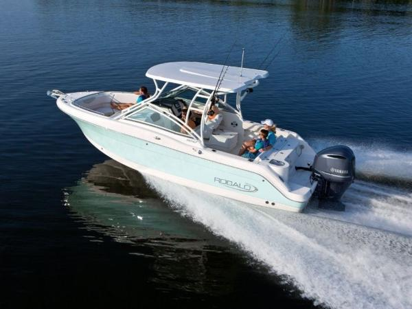 2022 Robalo boat for sale, model of the boat is R247 & Image # 27 of 28