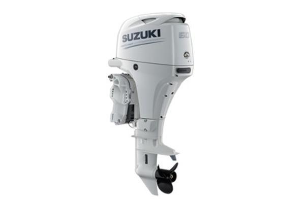 2021 SUZUKI 60 HP 4-stroke DF60ATLW image