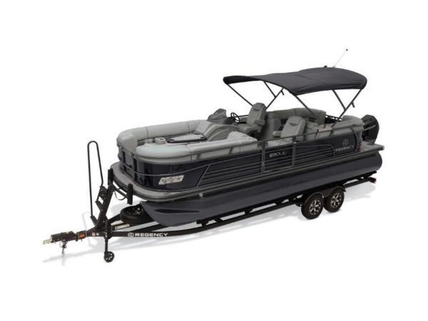 2022 Regency boat for sale, model of the boat is 230 LE3 & Image # 2 of 55