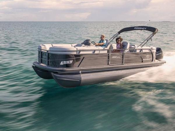 2022 Regency boat for sale, model of the boat is 230 LE3 & Image # 46 of 55