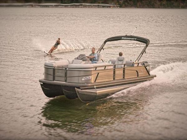 2022 Regency boat for sale, model of the boat is 230 LE3 Sport & Image # 1 of 65