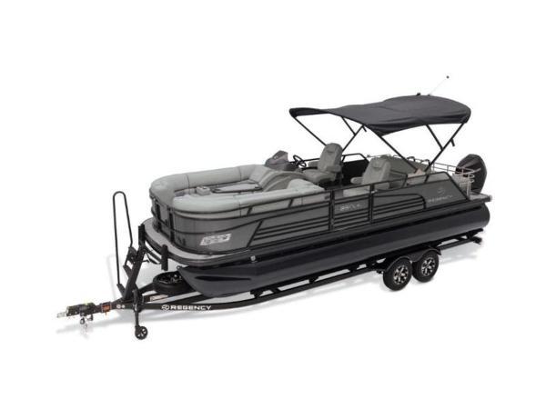2022 Regency boat for sale, model of the boat is 230 LE3 Sport & Image # 11 of 65