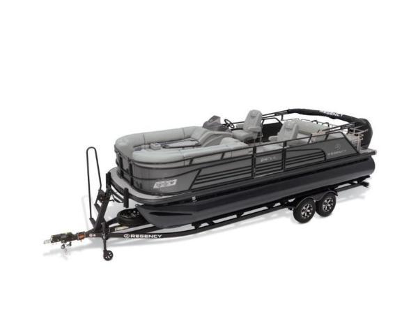 2022 Regency boat for sale, model of the boat is 230 LE3 Sport & Image # 13 of 65