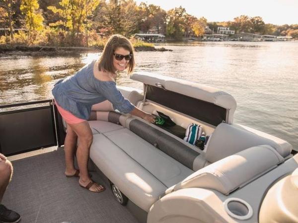 2021 Regency boat for sale, model of the boat is 230 LE3 Sport & Image # 25 of 65