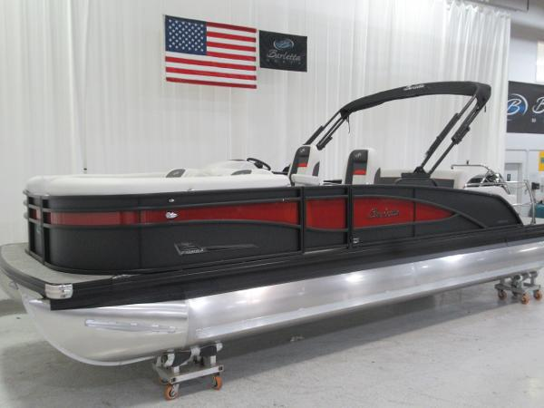 2021 Barletta boat for sale, model of the boat is Corsa 23UC & Image # 2 of 24