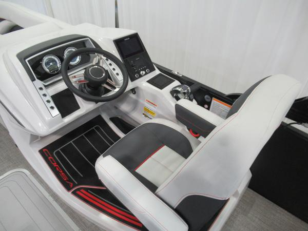 2021 Barletta boat for sale, model of the boat is Corsa 23UC & Image # 8 of 24