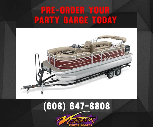 2022 Sun Tracker boat for sale, model of the boat is Party Barge 22 XP3 & Image # 1 of 4