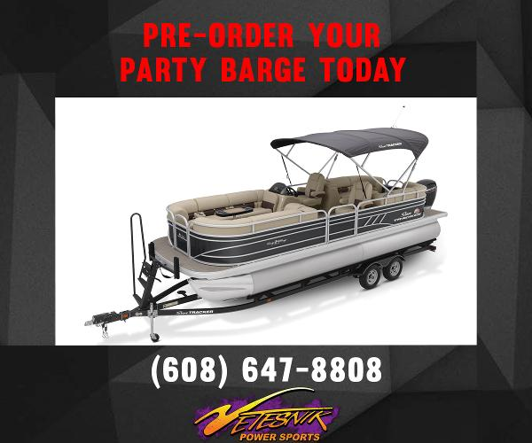 2022 Sun Tracker boat for sale, model of the boat is Party Barge 24 DLX & Image # 1 of 14