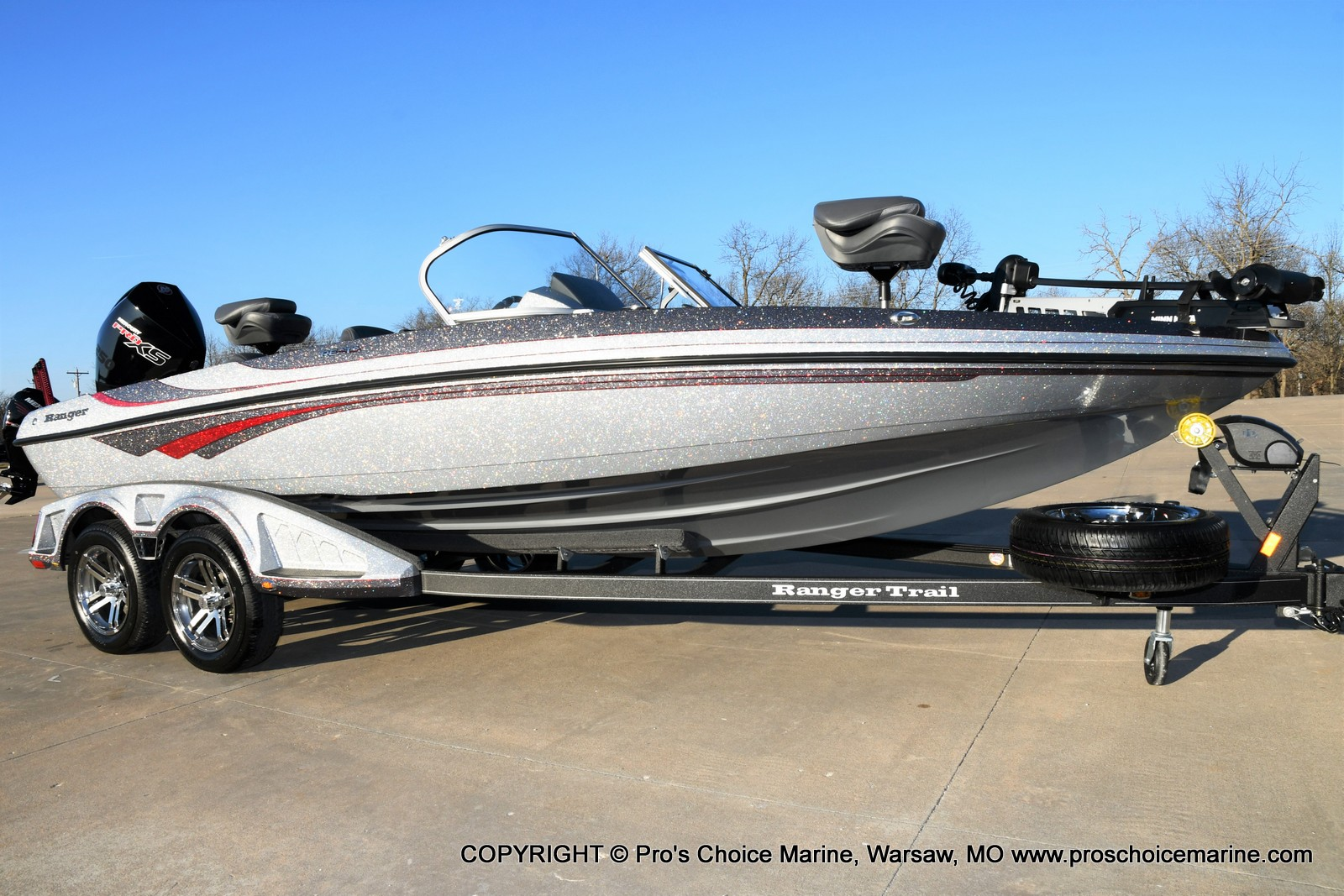 2021 Ranger Boats boat for sale, model of the boat is 212LS & Image # 1 of 50