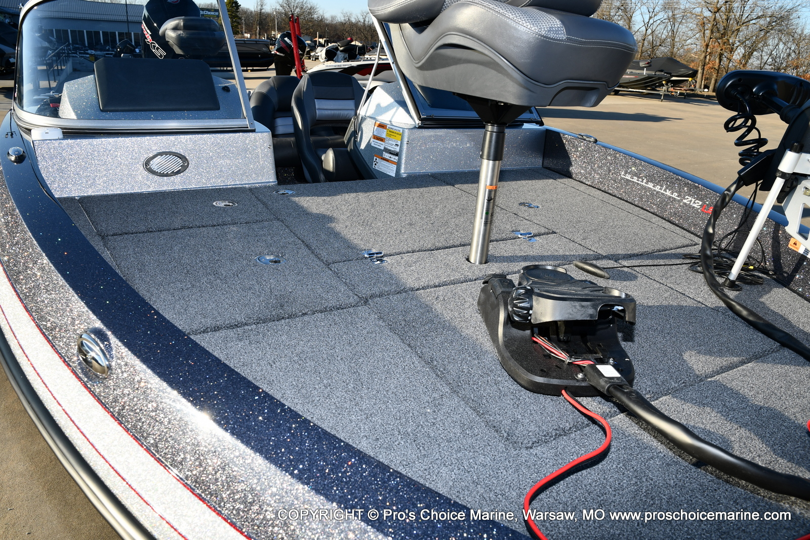 2021 Ranger Boats boat for sale, model of the boat is 212LS & Image # 3 of 50