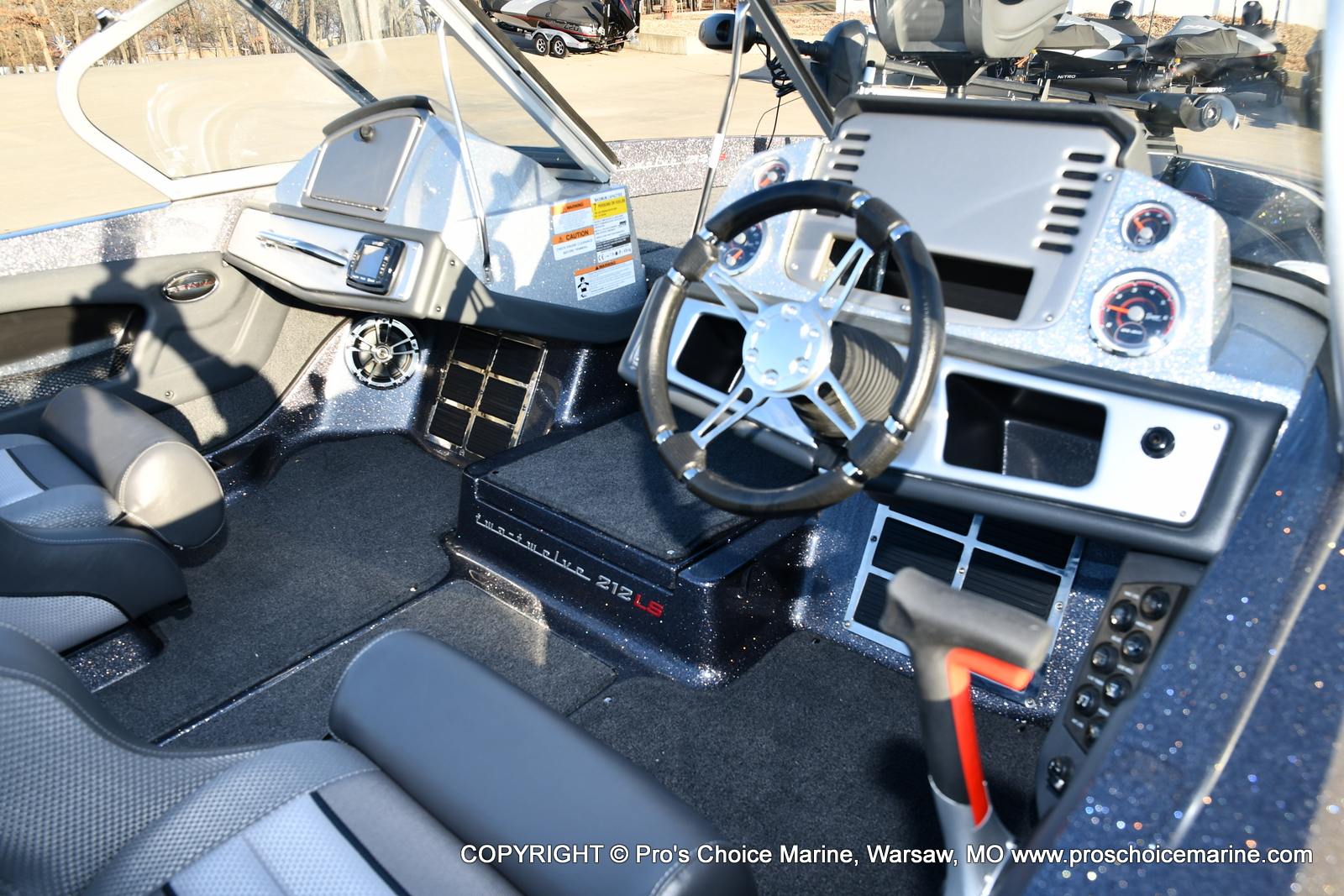 2021 Ranger Boats boat for sale, model of the boat is 212LS & Image # 4 of 50