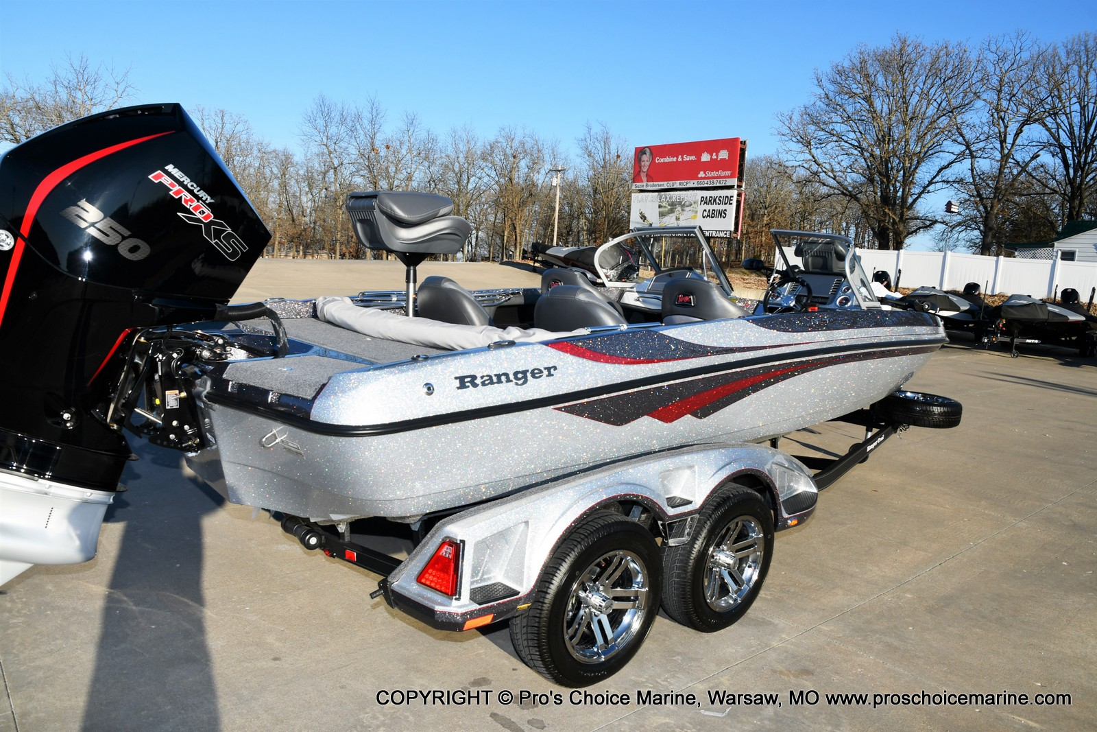 2021 Ranger Boats boat for sale, model of the boat is 212LS & Image # 13 of 50