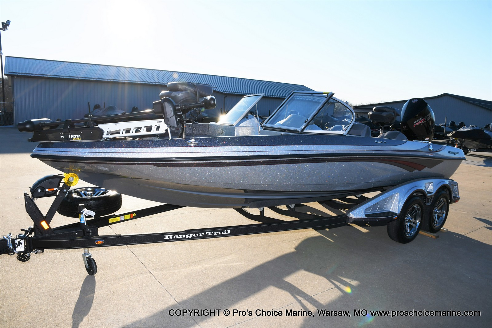 2021 Ranger Boats boat for sale, model of the boat is 212LS & Image # 15 of 50