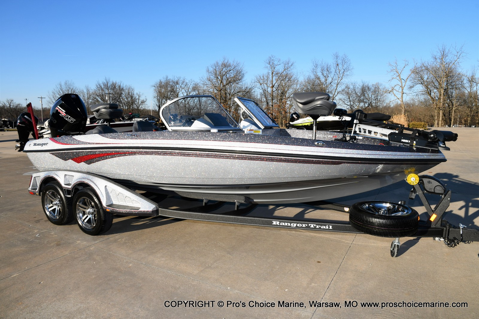 2021 Ranger Boats boat for sale, model of the boat is 212LS & Image # 39 of 50