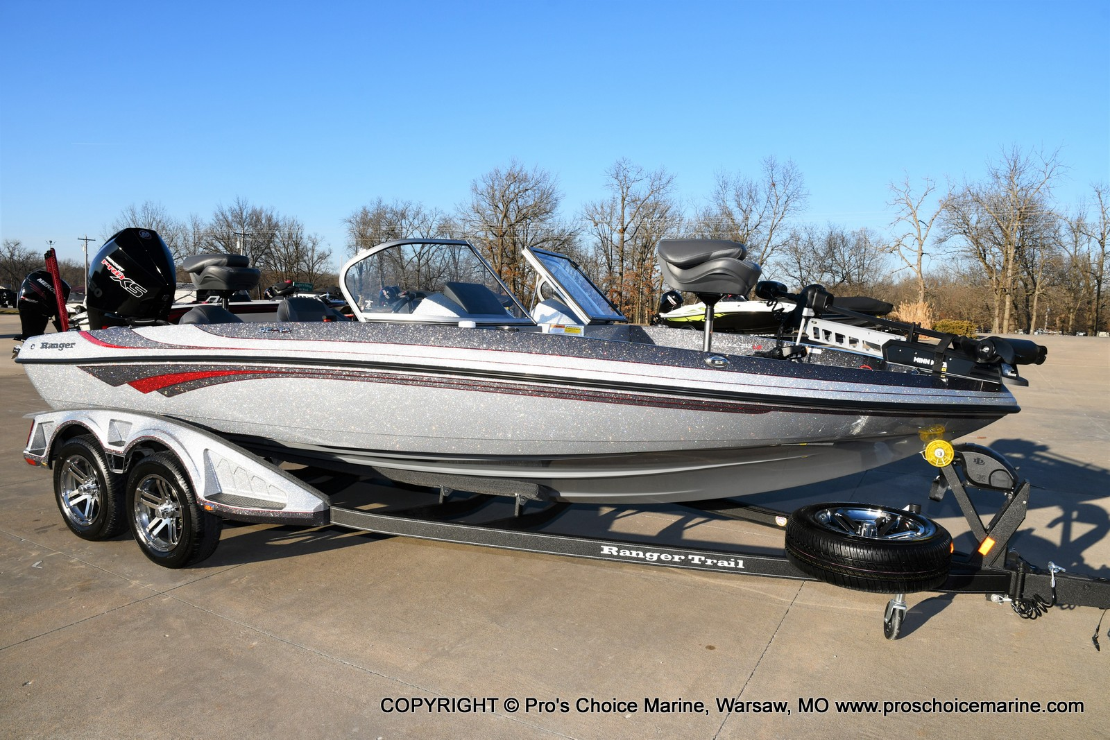 2021 Ranger Boats boat for sale, model of the boat is 212LS & Image # 40 of 50