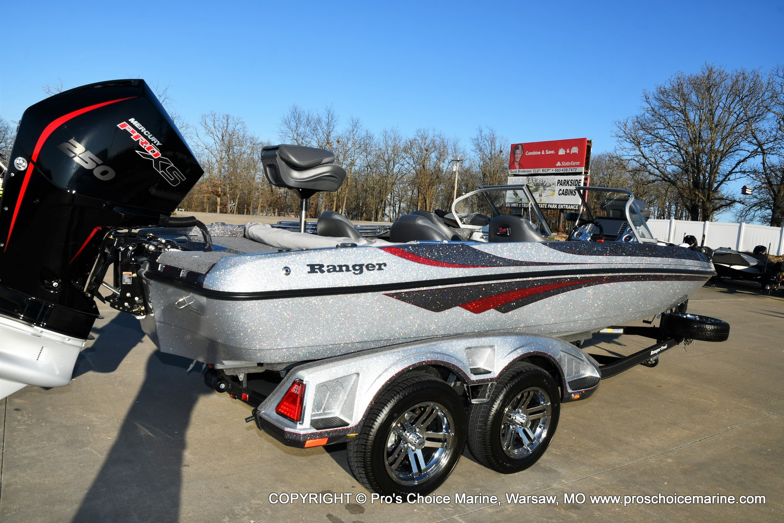2021 Ranger Boats boat for sale, model of the boat is 212LS & Image # 27 of 50