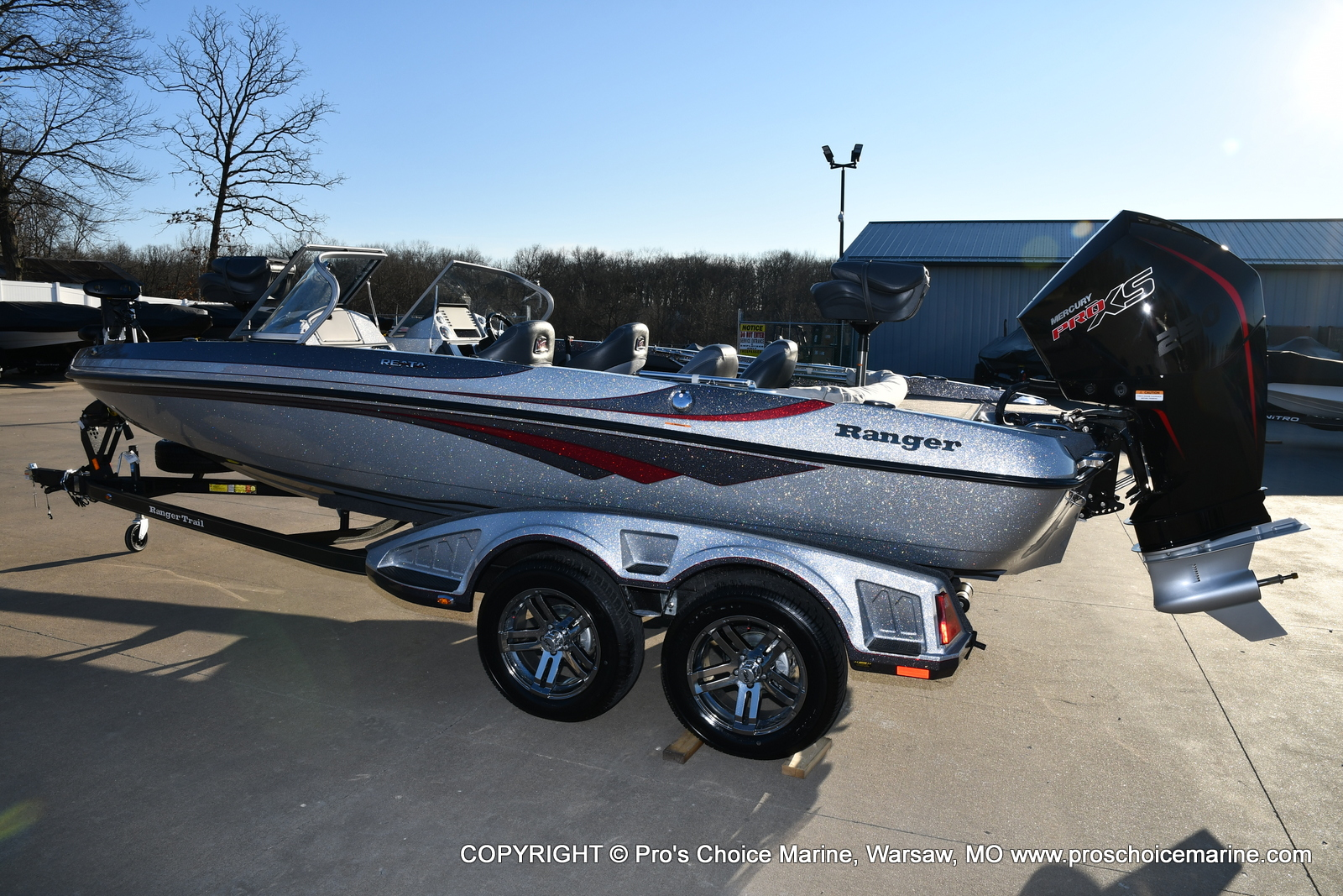 2021 Ranger Boats boat for sale, model of the boat is 212LS & Image # 28 of 50