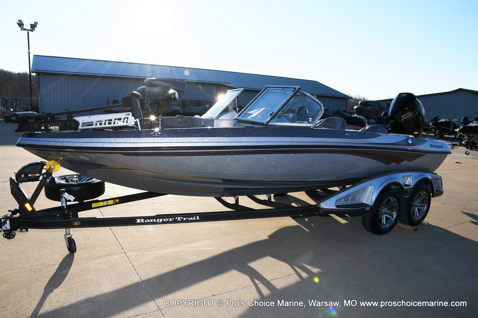 2021 Ranger Boats boat for sale, model of the boat is 212LS & Image # 29 of 50