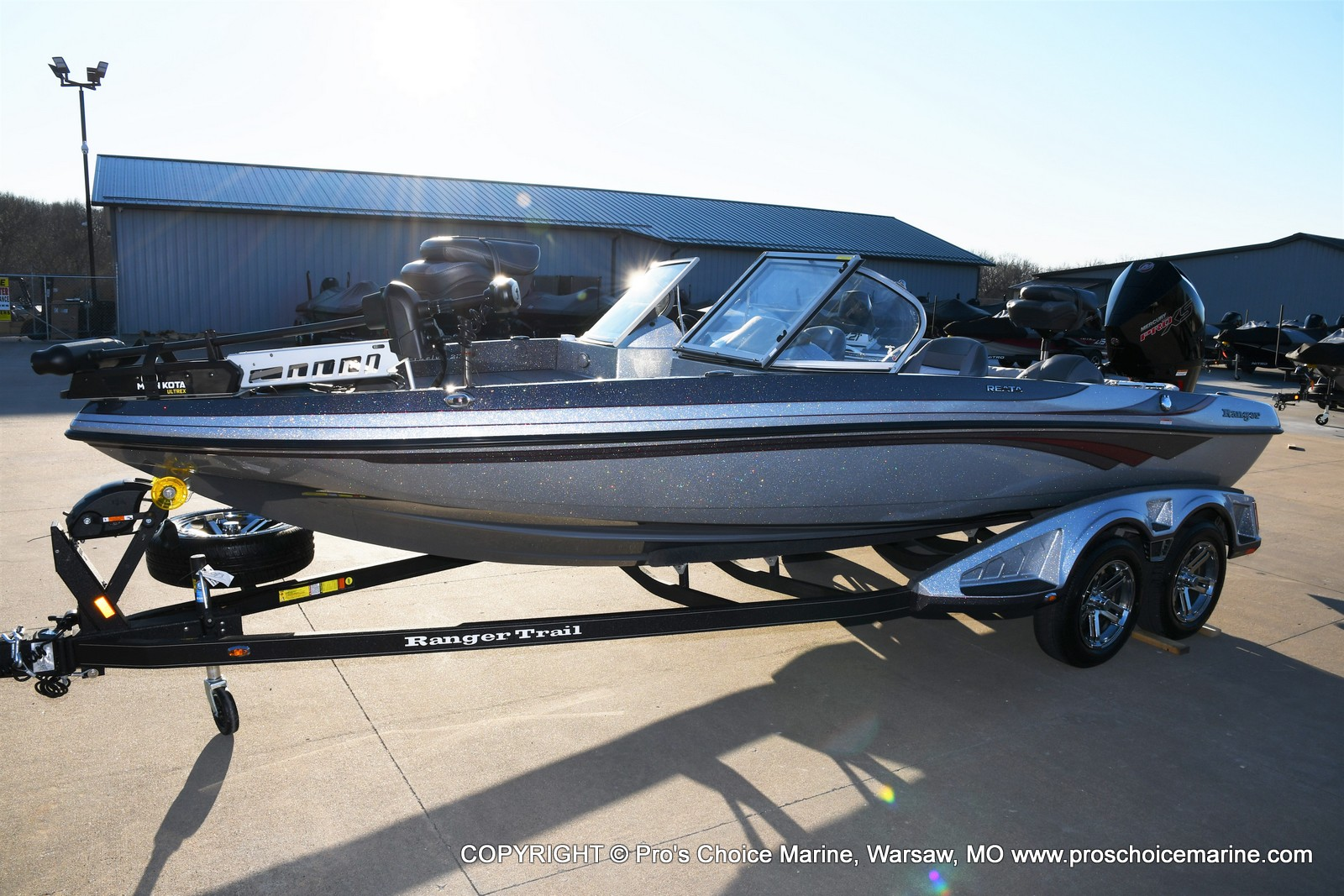 2021 Ranger Boats boat for sale, model of the boat is 212LS & Image # 30 of 50