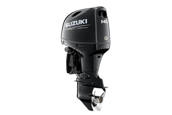 2021 SUZUKI 140 HP 4-stroke DF140BTG image