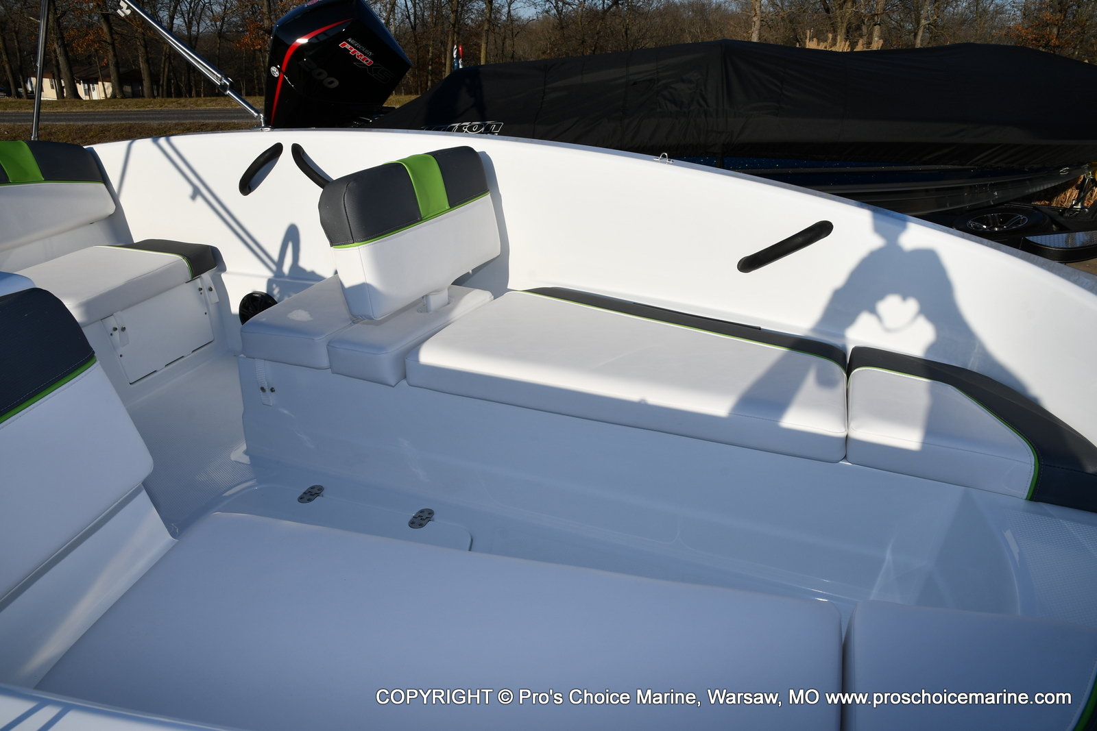 2021 Tahoe boat for sale, model of the boat is T16 w/75HP Mercury 4 Stroke & Image # 5 of 45