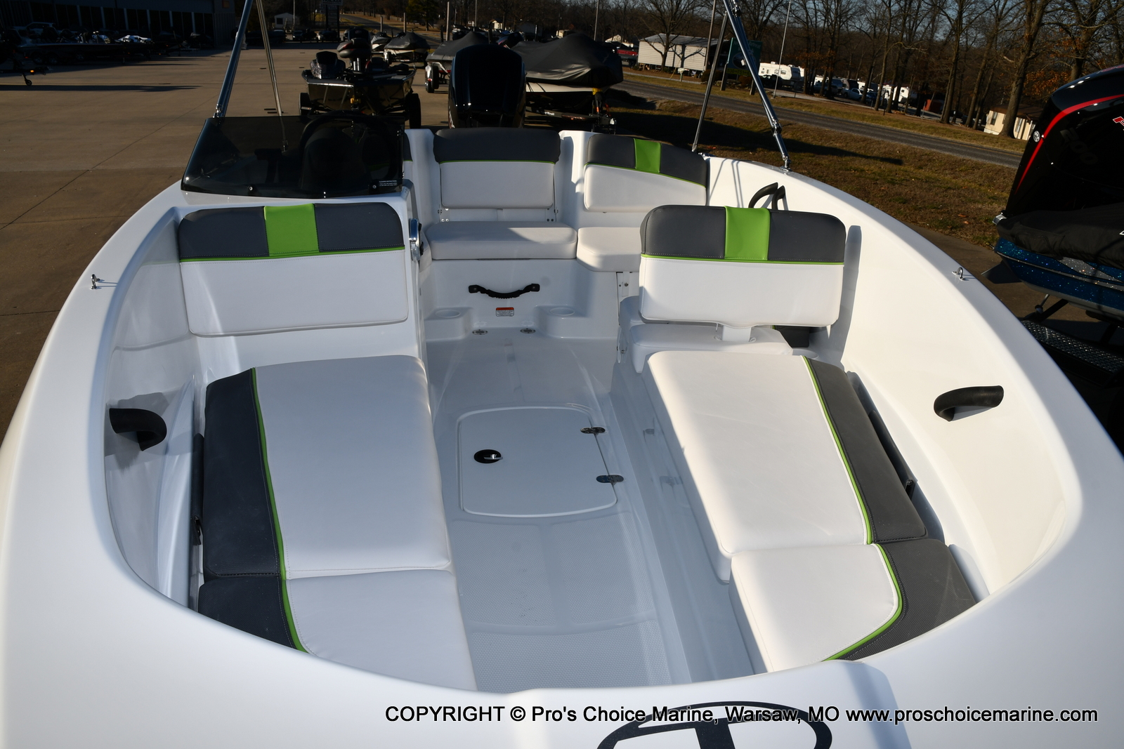 2021 Tahoe boat for sale, model of the boat is T16 w/75HP Mercury 4 Stroke & Image # 42 of 45