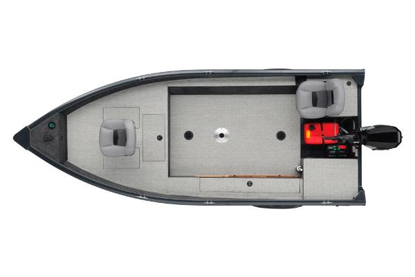 2020 Tracker Boats boat for sale, model of the boat is Guide V-16 Laker DLX T & Image # 34 of 34
