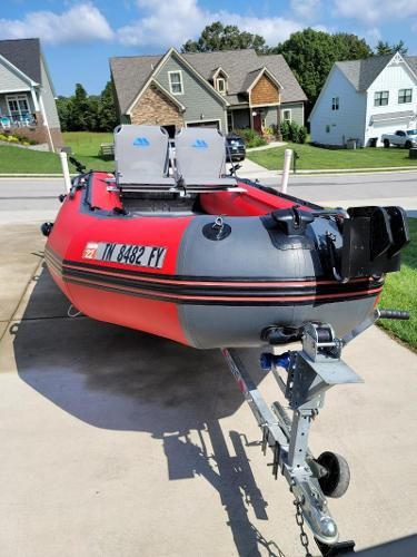 2017 Sea Cat boat for sale, model of the boat is 500 & Image # 5 of 12