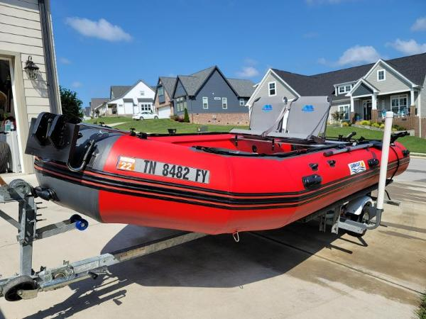 2017 Sea Cat boat for sale, model of the boat is 500 & Image # 6 of 12