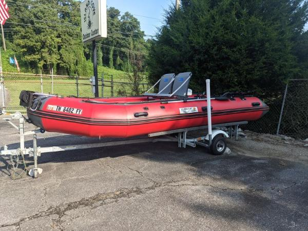 2017 Sea Cat boat for sale, model of the boat is 500 & Image # 1 of 12