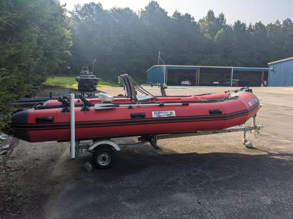 2017 Sea Cat boat for sale, model of the boat is 500 & Image # 3 of 12