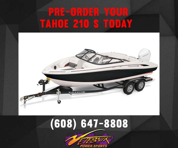 2022 Tahoe boat for sale, model of the boat is 210 S & Image # 1 of 97