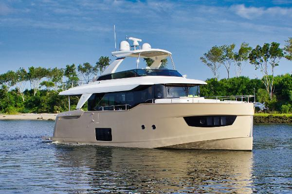 2020 ABSOLUTE POWERBOATS 58 Navetta