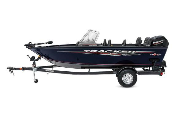 2020 Tracker Boats boat for sale, model of the boat is Pro Guide V-175 Combo & Image # 3 of 59