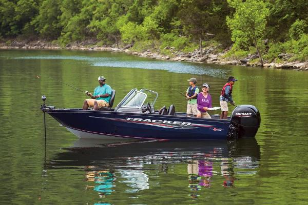 2020 Tracker Boats boat for sale, model of the boat is Pro Guide V-175 Combo & Image # 5 of 59