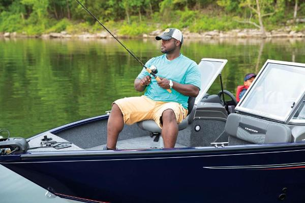 2020 Tracker Boats boat for sale, model of the boat is Pro Guide V-175 Combo & Image # 50 of 59