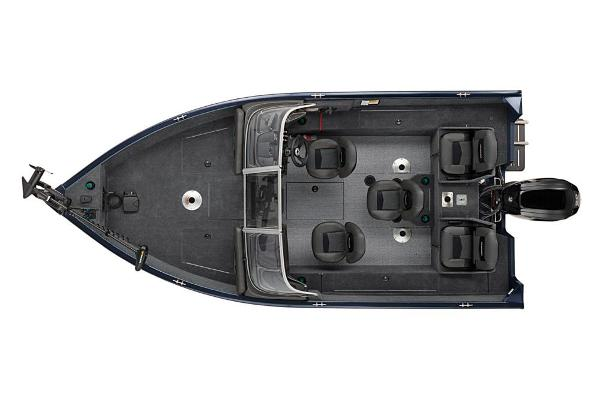 2020 Tracker Boats boat for sale, model of the boat is Pro Guide V-175 Combo & Image # 58 of 59