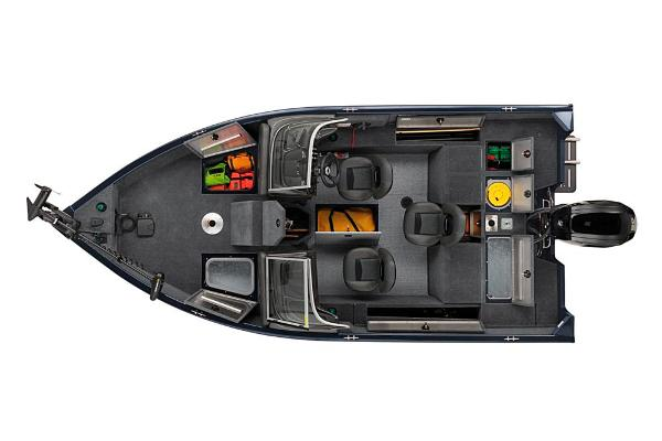 2020 Tracker Boats boat for sale, model of the boat is Pro Guide V-175 Combo & Image # 59 of 59