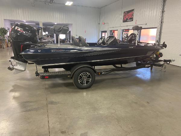 2021 Triton boat for sale, model of the boat is 179 TRX & Image # 2 of 32