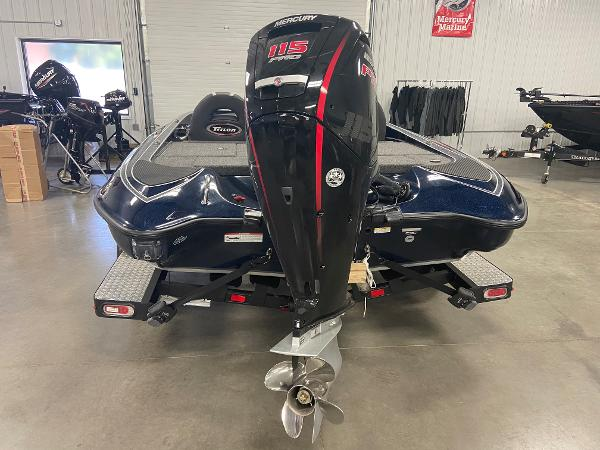 2021 Triton boat for sale, model of the boat is 179 TRX & Image # 4 of 32