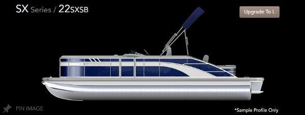 2022 Bennington 22 SSBX