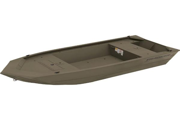 2020 Tracker Boats boat for sale, model of the boat is Grizzly 1648 Jon & Image # 1 of 19