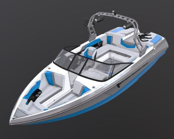 2021 Nautique boat for sale, model of the boat is Super Air Nautique 230 & Image # 53 of 53