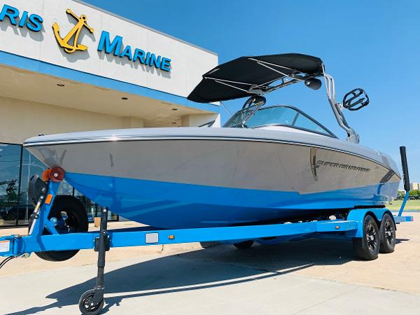 2021 Nautique boat for sale, model of the boat is Super Air Nautique 230 & Image # 2 of 53