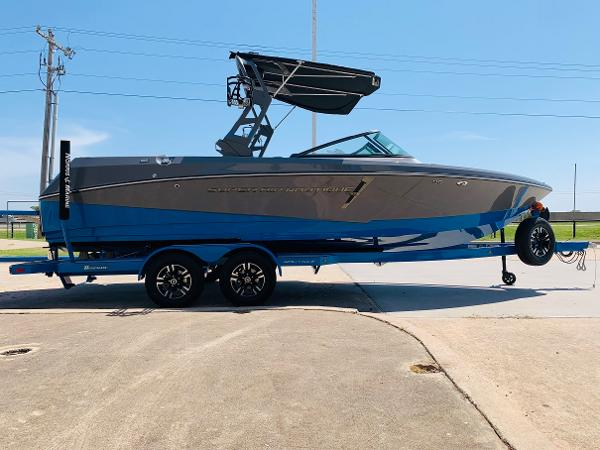 2021 Nautique boat for sale, model of the boat is Super Air Nautique 230 & Image # 3 of 53