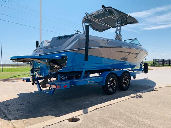2021 Nautique boat for sale, model of the boat is Super Air Nautique 230 & Image # 4 of 53