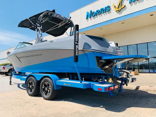 2021 Nautique boat for sale, model of the boat is Super Air Nautique 230 & Image # 6 of 53